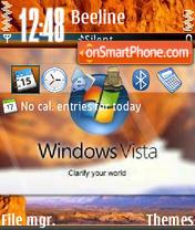 Vista V2 es el tema de pantalla