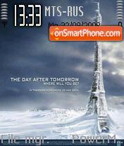 Day After 2morrow es el tema de pantalla