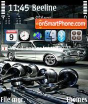 Mustang 10 es el tema de pantalla