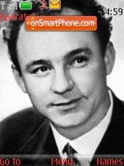 Nikolai Rybnikov es el tema de pantalla