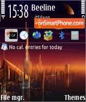 Future theme screenshot