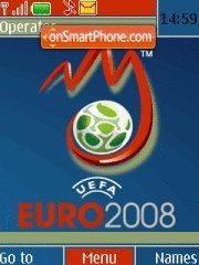 UEFA Euro 2008 theme screenshot