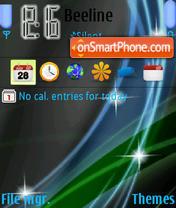 Скриншот темы Vista Trends