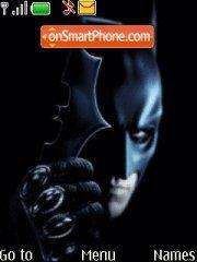 Скриншот темы The Dark Knight
