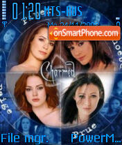 Charmed 06 theme screenshot