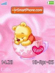 Pink Pooh Screenshot