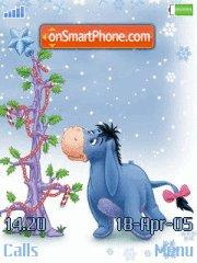 Xmas Eeyore Screenshot