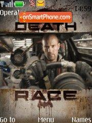 Death Race theme screenshot