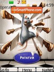 Ratatouille theme screenshot