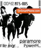 Paramore 03 es el tema de pantalla