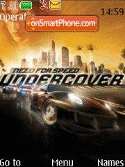 Nfs Undercover 03 theme screenshot