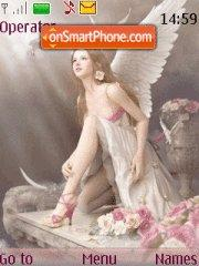 Скриншот темы Angel