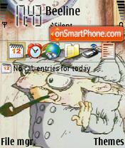 Kolobki Tirle-Od-UA es el tema de pantalla