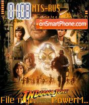 Indiana Jones Skull es el tema de pantalla