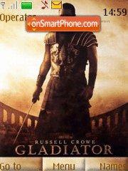 Gladiator 03 theme screenshot