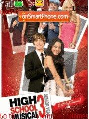 High School Musical 06 Theme-Screenshot
