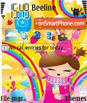 Klassno theme screenshot