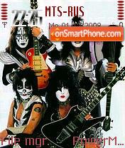 Kiss es el tema de pantalla