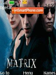 The Matrix es el tema de pantalla