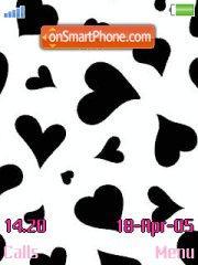 Black Hearts es el tema de pantalla