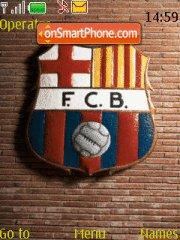 FC Barcelona es el tema de pantalla