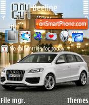 Audi Q7 V12 02 es el tema de pantalla