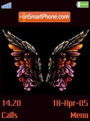 Spread wings es el tema de pantalla