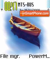 Boat 02 theme screenshot