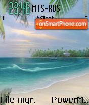 Beach 28 theme screenshot