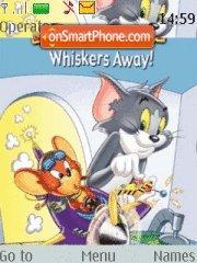 Скриншот темы Tom And Jerry 04