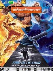 Fantastic Four 2 theme screenshot