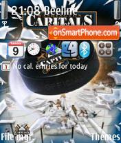 Washington Capitals es el tema de pantalla