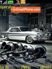 Ford Mustang 64 Theme-Screenshot