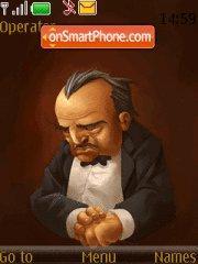 The Godfather 06 es el tema de pantalla