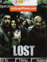 Lost 06 theme screenshot