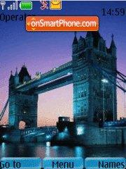 London Bridge tema screenshot