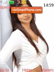Ayesha Takia 02 theme screenshot