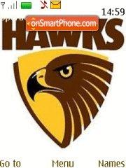 Hawthorn Hawks theme screenshot