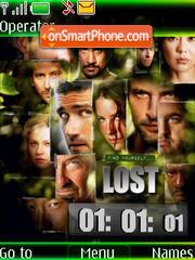 Lost theme screenshot