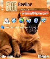 Dogs 02 theme screenshot