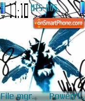 Linkin Park 4 tema screenshot