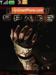 Скриншот темы Dead Space