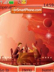 Romantic 01 es el tema de pantalla