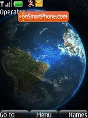 Globe 01 theme screenshot