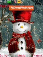 Christmas 2014 theme screenshot