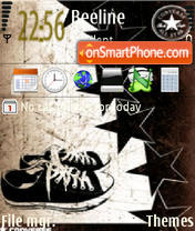 Kedbi theme screenshot