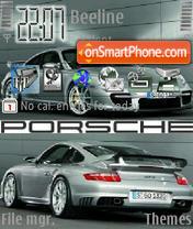 Porsche 911 Gt2 theme screenshot