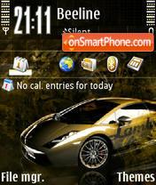 Capture d'écran Lamborghini 13 thème