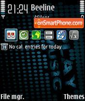 Play Music Dark theme screenshot