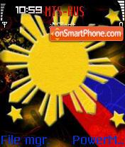 Скриншот темы Pilipinas 2